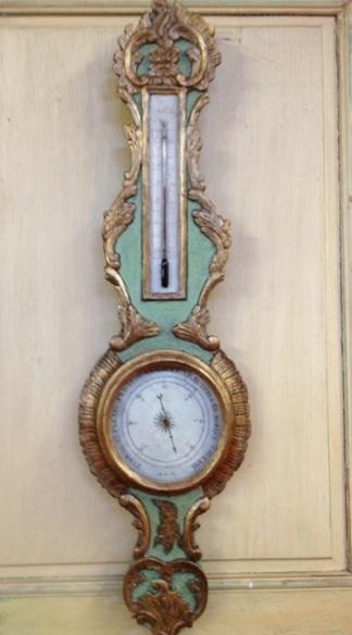 Baromètre Louis XV
