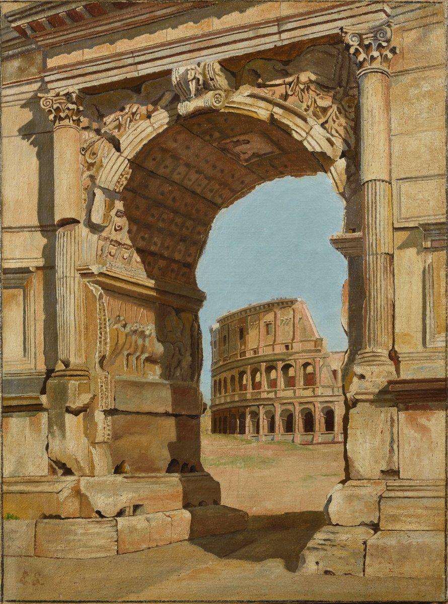 The Colosseum - E. Liebert