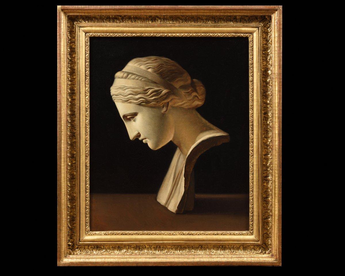 Julie Buchet (attributed To) - Portrait Of Venus -