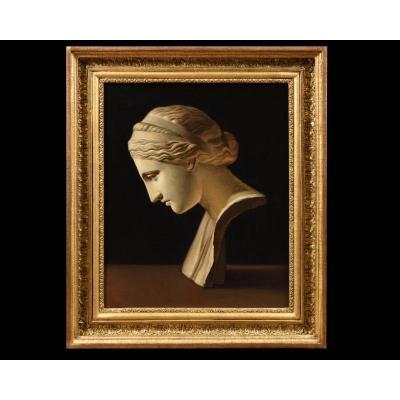 Portrait de Vénus – attribué à Julie Buchet (1847 – 1921)