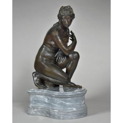 Aphrodite Au Bain - époque Néoclassique