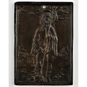 Galeazzo Mondella Dit « Moderno » (1467-1528) – Saint Roch