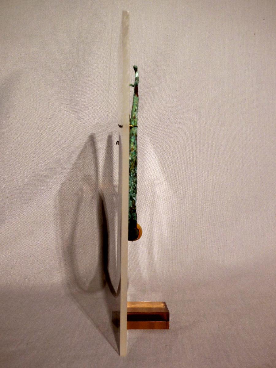 Torque En Bronze d'époque Celte  VIIe Au Ve Siècle Avant J.c.