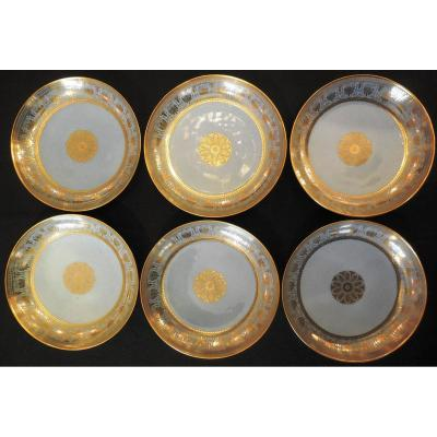 Six Cups De Sevres Table Service From King Louis-philippe