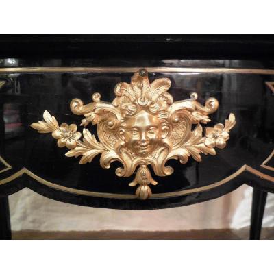 Napoleon III Desk Signed Jeanselme