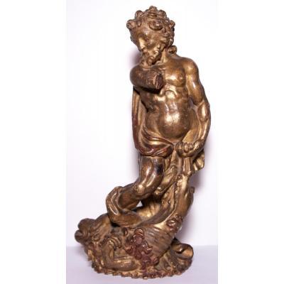 Hercule terrassant le lion de Némée, 17e siècle