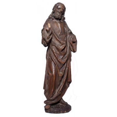 Christ rhénan de la fin du XVe siècle