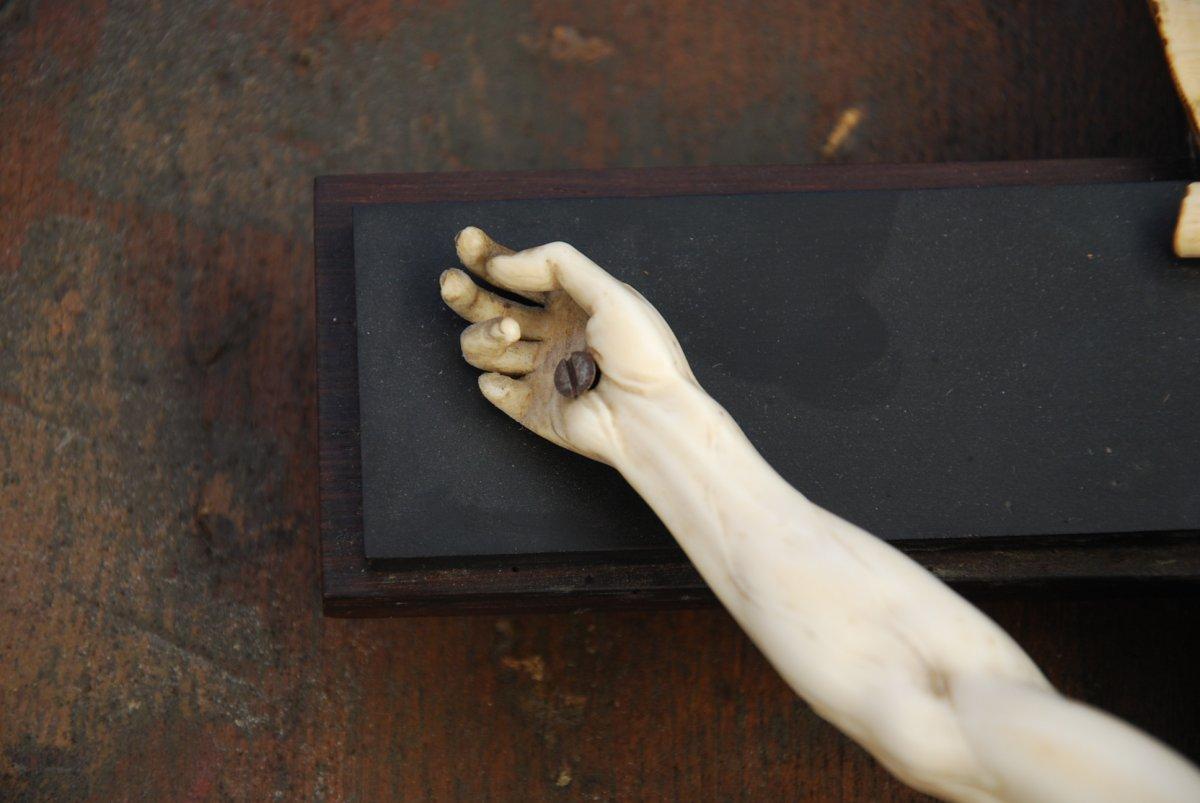 Christ En Ivoire Grande Taille 40cm -photo-1