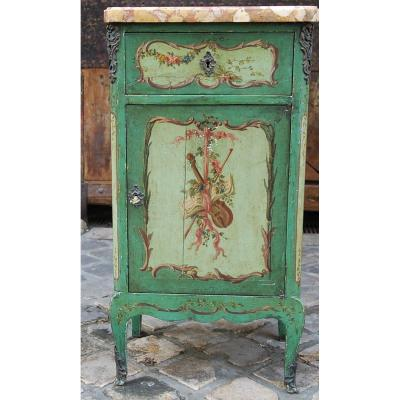 Krieger Two-room House Cabinet