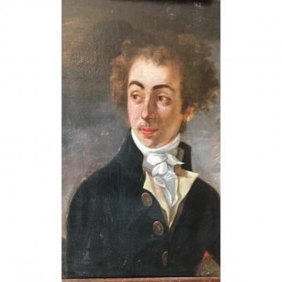Portrait De Dandy
