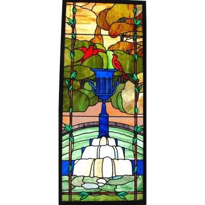 Stained Glass Window Ref V85