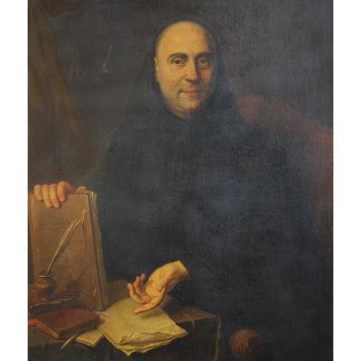 Portrait Dom Denys De Sainte Marthe
