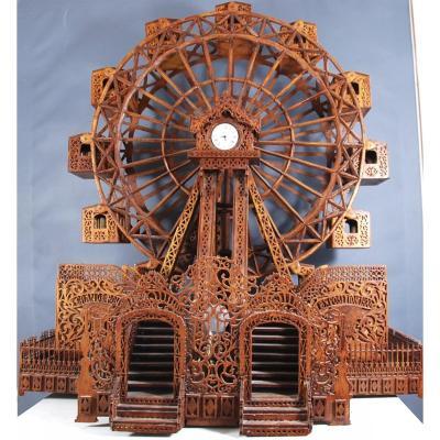 La Grande Roue Exposition 1900