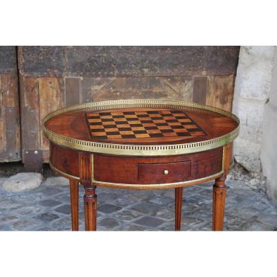 Table Bouillotte