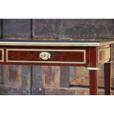 Louis XVI Desk Stamped G. Durand