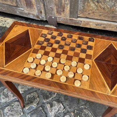18th Century Game Table