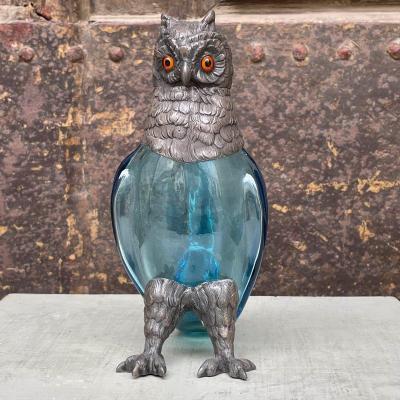 Ornithomorphic Ewer Or Owl-headed Ewer