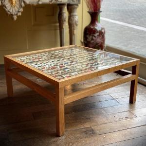 Table Basse Aux Cachets