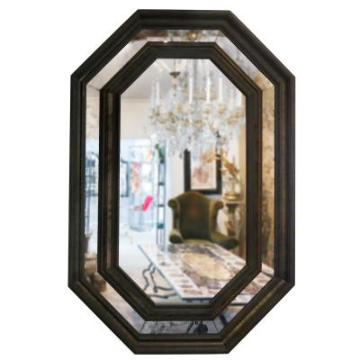 An Octagonal Mirror From The 50s/60s