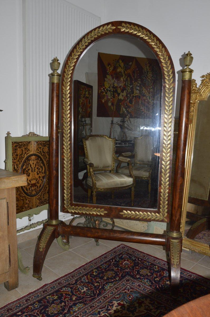 Psyche Empire Mirror