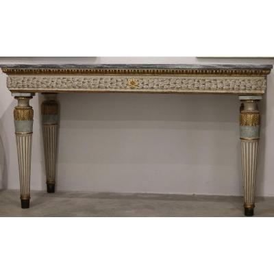 Lacquered Console
