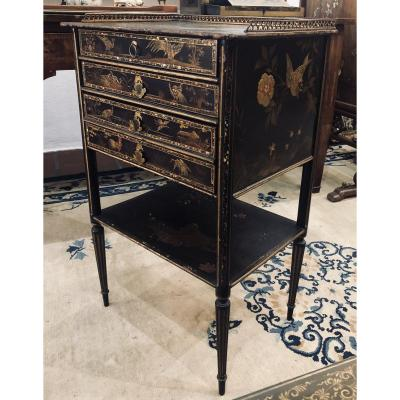 Small Lacquered Dresser
