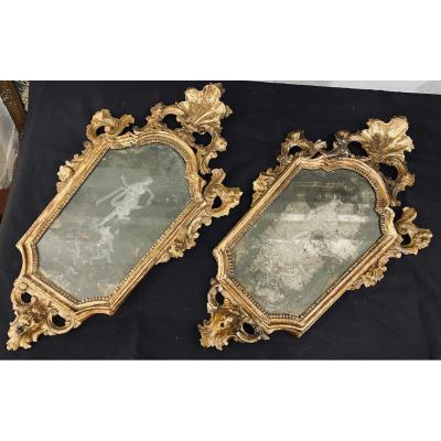 Paire Miroirs