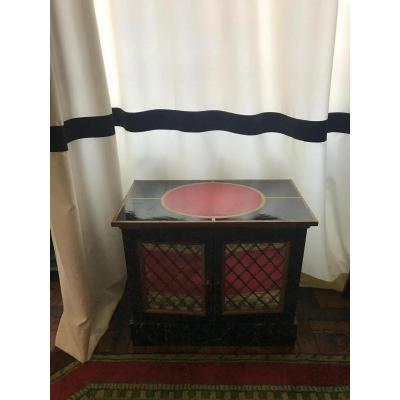 Pair Of Small Buffets / Nightstands