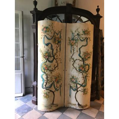 Pair Of Curved Doors