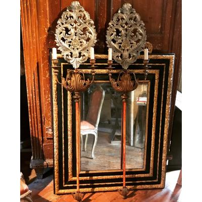 Great Pair Of Sconces