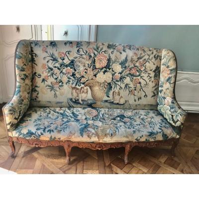 Grand Canapé d'Epoque Régence