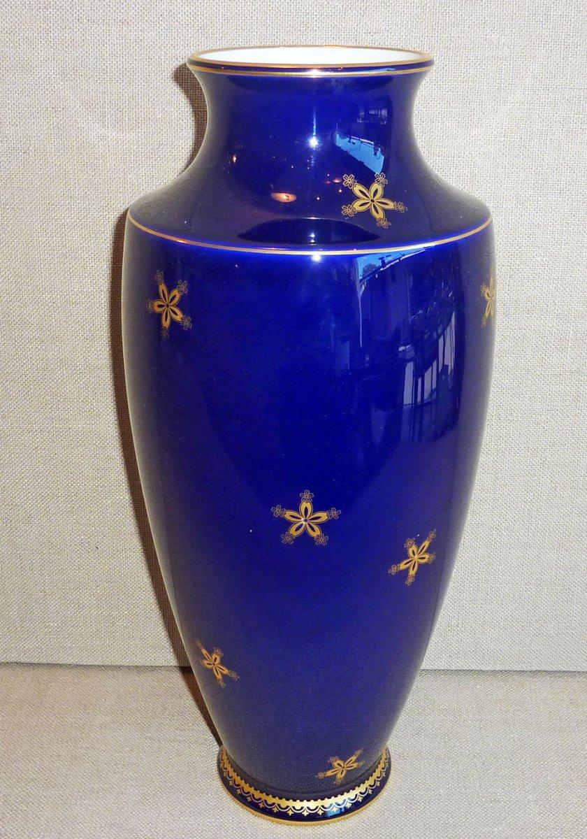Manufacture De SÈvres (since 1740) - Porcelain Vase