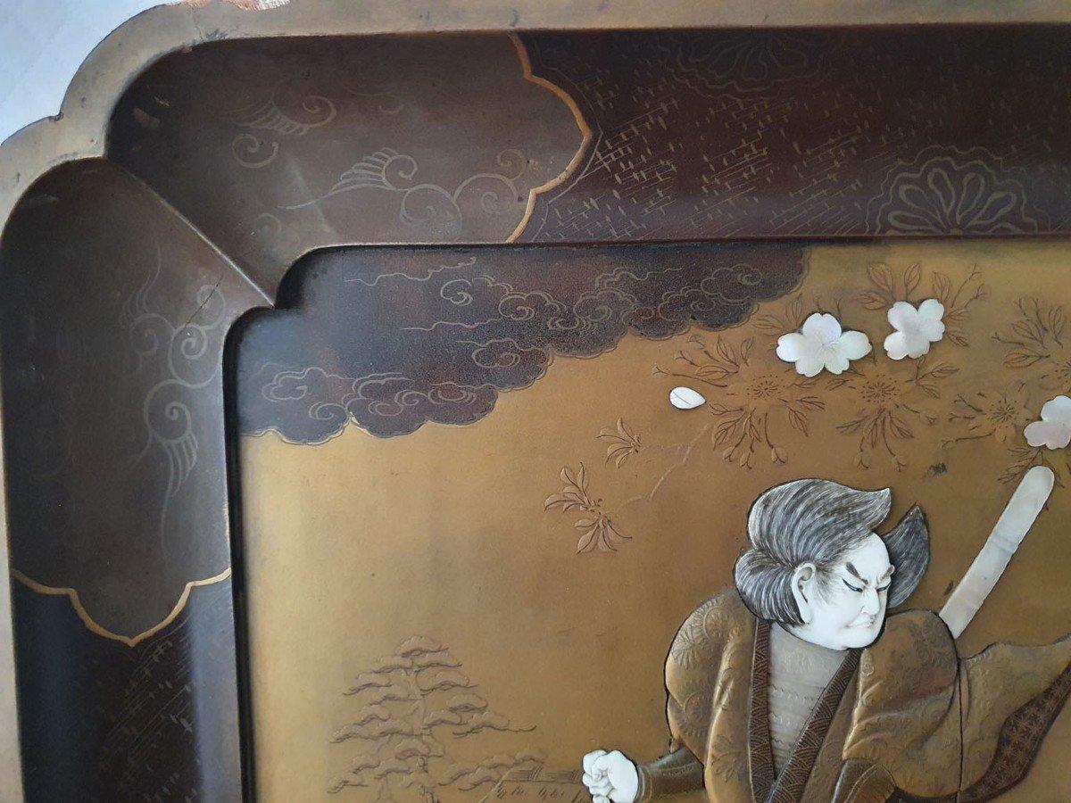 PLATEAU JAPON - XIXème siècle-photo-5