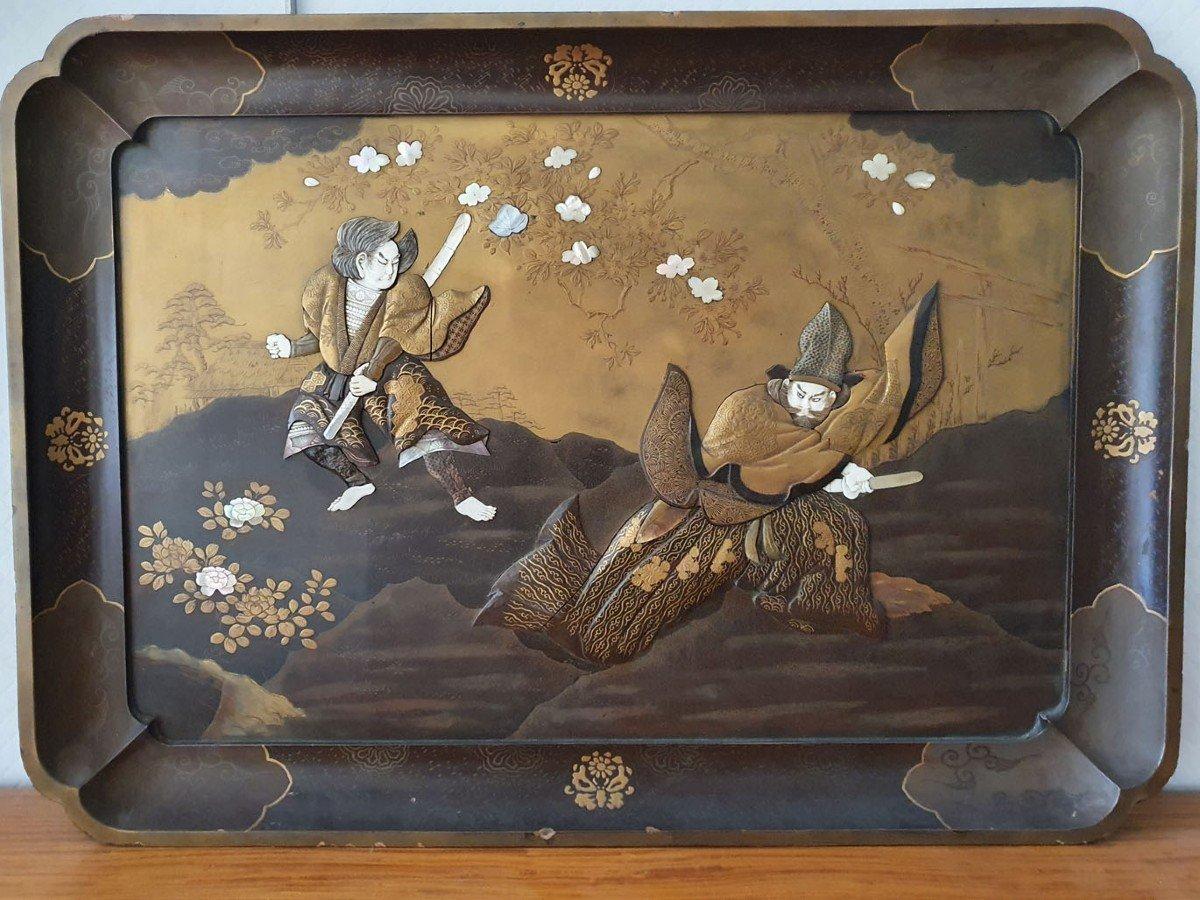 PLATEAU JAPON - XIXème siècle