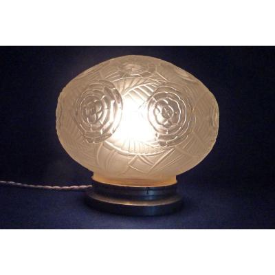 Henri DIEUPART (France 1888-1928) pour SIMONET Frères (Éditeurs)  - Lampe, circa 1925