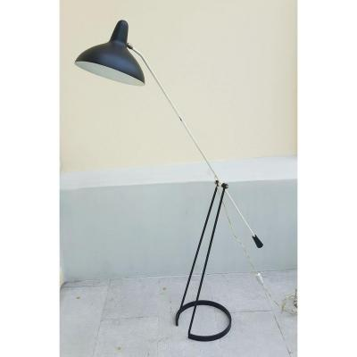Floris H. Fiedeldij (netherlands) For Artimeta - Floor Lamp