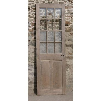 Eighteenth Glass Door In Oak Woodwork Doors