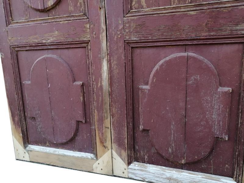 Old Communication Door Or Closet Very Deco Doors-photo-2