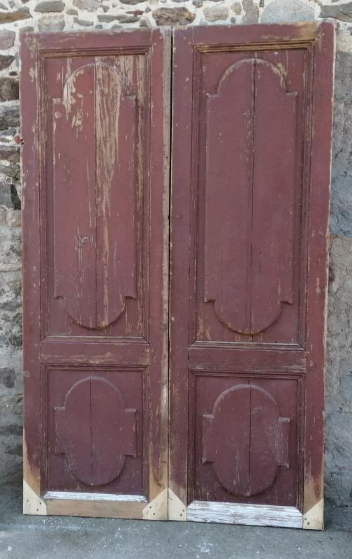 Old Communication Door Or Closet Very Deco Doors-photo-3