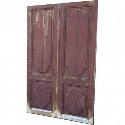Old Communication Door Or Closet Very Deco Doors