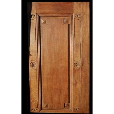 Beautiful Old Woodwork 1930 In Oak Art Deco Door Woodwork Doors
