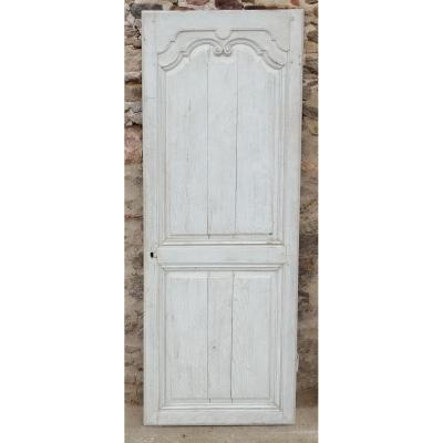 Old 18th Century Oak Closet Door Doors
