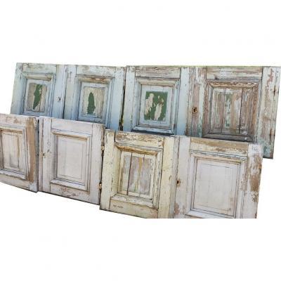 Belle Série De Portes De Placard Ancienne Porte Ou Cadre Tableau