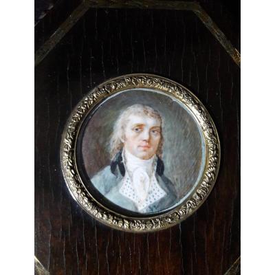 Miniature : Portrait d'Homme