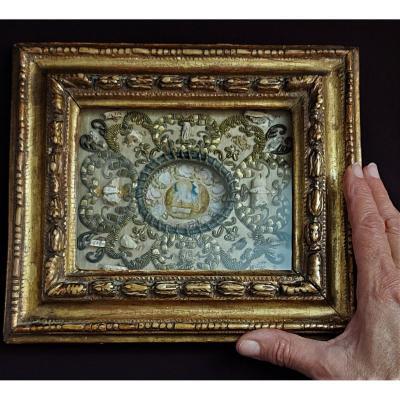 Reliquaire Canivet à La Gloire De Marie-Madeleine