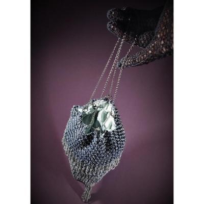 Reticule Purse Woman's Bag Late 19th Century