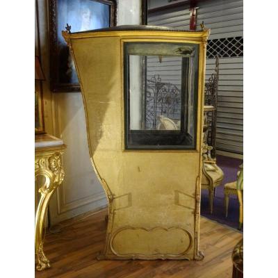 Chaise à Porteur époque XVIIIème Siècle