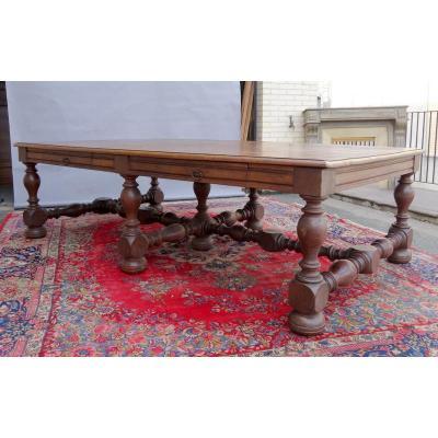 Important Table Epoque Nineteenth Century