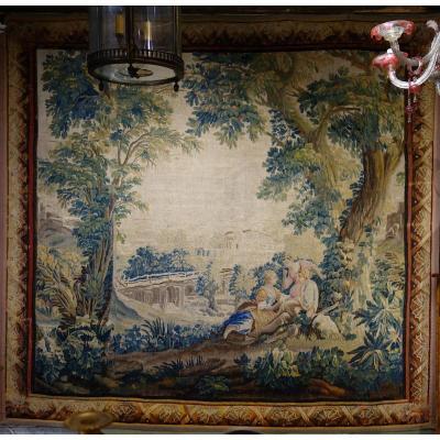 Aubusson Tapestry Epoque Eighteenth Century