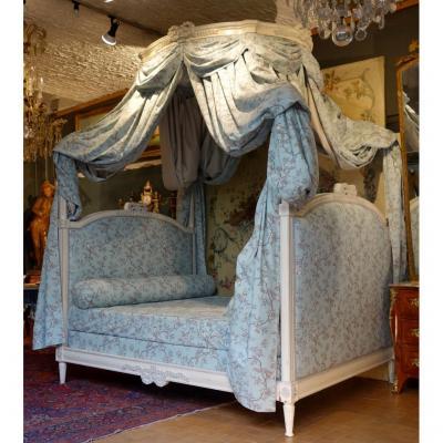 Lit à La Polonaise De Style Louis XVI